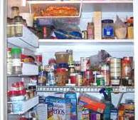 Well Stocked Pantry – Cooking Without Running to the Store…